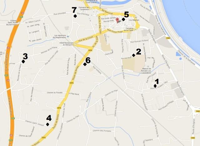 plan réunions de quartiers