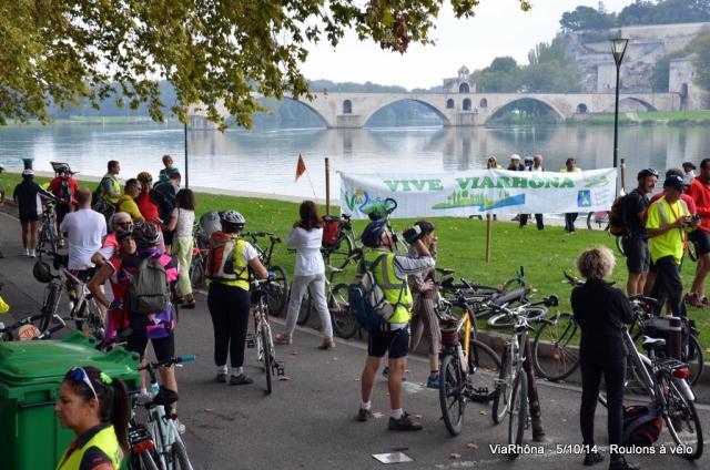 via rhona 05.10.14 Avignon