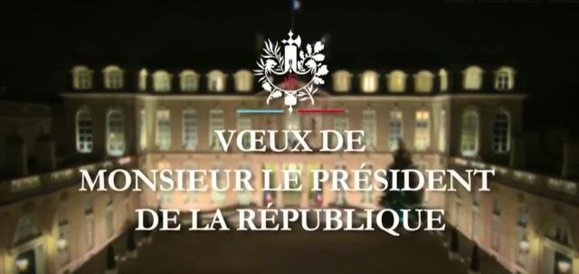 voeux de François MOREL